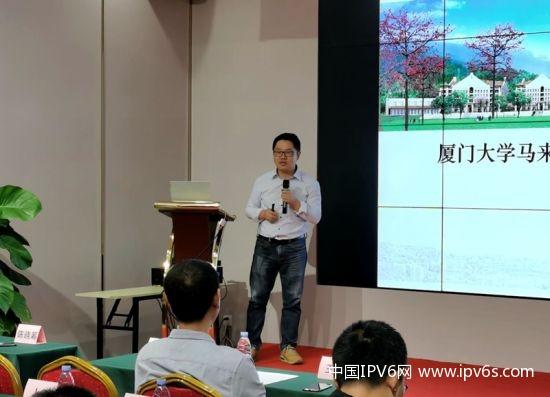 厦门大学高级工程师陈晓筹认为,普及IPv6的过程中,存在着巨大的市场。受访者供图