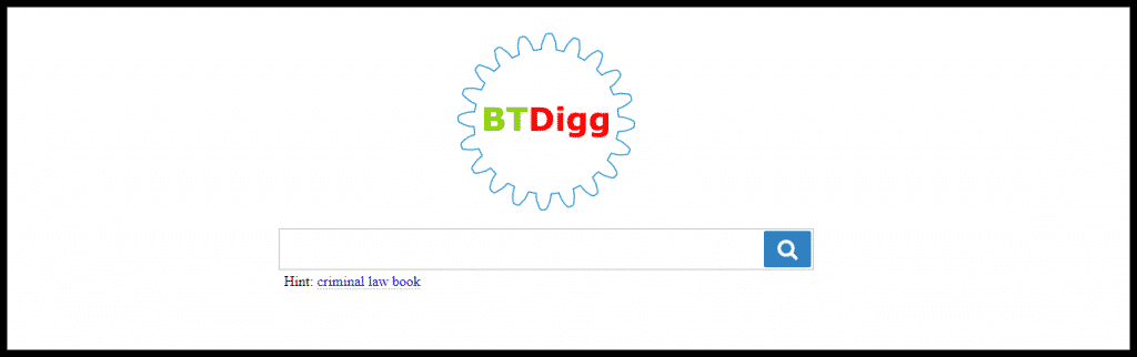 BTDig - adfree torrent search